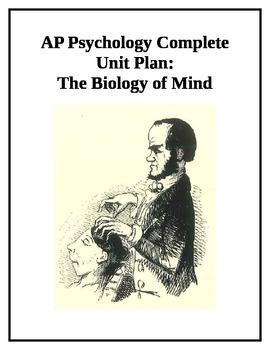 AP Psychology Complete Unit The Biology of Mind