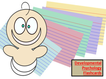 AP Psychology - Development, Best Flashcard Handouts