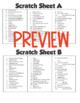 AP Psychology Developmental Psychology Unit 9 Definitions & Quiz