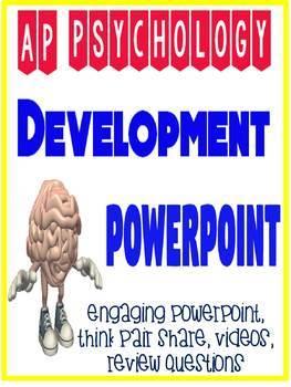 AP Psychology Human Development Engaging Powerpoint