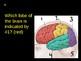 AP Psychology Informal Pre-Test