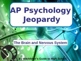 AP Psychology Jeopardy - The Brain and Nervous System