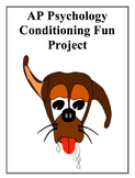 Psychology Project Classical and Operant Conditioning