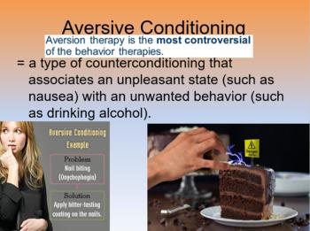 AP Psychology Myers Unit 13 Treatment