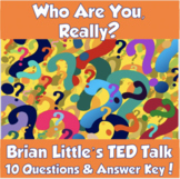 AP Psychology Personality Unit TED Talk- Who Are You, Really?