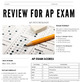 AP Psychology | Review Packet for the AP Exam *Editable