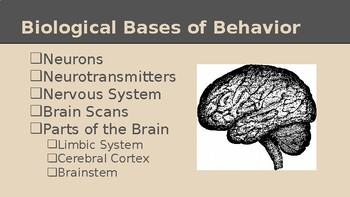 AP Psychology Review/Test Prep Crash Course in AP Psych PPT