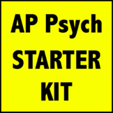 AP Psychology - Introduction and Course Design