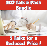 AP Psychology TED Talk Bundle (Units 10-14)
