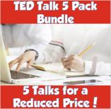 AP Psychology TED Talk Bundle (Units 10-14)