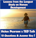 AP Psychology TED Talk- Lessons from the Longest Study on Human Development