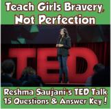 AP Psychology TED Talk- Teach Girls Bravery, Not Perfection (Reshma Saujani)
