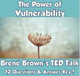 AP Psychology TED Talk- The Power of Vulnerability (Motiva