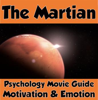 AP Psychology The Martian Movie Guide- Motivation & Emotion