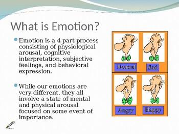 AP Psychology - Unit 10b PowerPoint (Emotion and Stress ...
