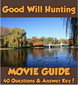 AP Psychology Unit 13- Good Will Hunting Movie Guide