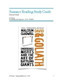 AP Resources - Davids and Goliaths Study Guide