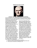 """AP Rome: """"Hannibal and the Punic Wars DBQ"""""""