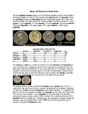 """AP Rome: """"Money and Measures in Ancient Rome"""""""