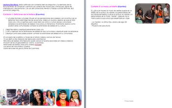 AP SPANISH Belleza y Estética Final Exam. Examen final de la unidad. Unit Exam.