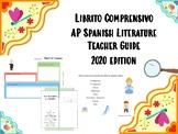 AP SPANISH LITERATURE teacher BOOK