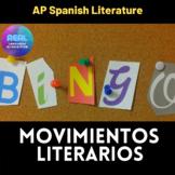 AP Spanish Literature LITERARY MOVEMENTS