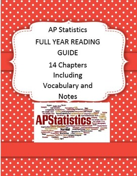 AP STATS ENTIRE FULL YEAR READING GUIDE