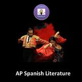 AP Spanish Literature Proyecto de canciones