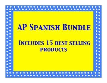 AP Spanish Bundle