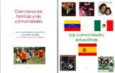 AP Spanish 10 canciones las familias y comunidades. Families and Communities.