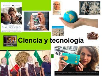 AP Spanish. Ciencia y Tecnología. Science and Technology