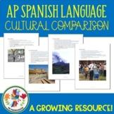 AP Spanish Cultural Comparison Exercises