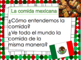 AP Spanish Cultural Comparison: La comida mexicana. Comparación Cultural