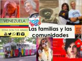 AP Spanish Las familias y comunidades   Supplement activit