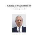 AP Spanish: LA BELLEZA - EL LENGUAJE Y LA LITERATURA (Dist