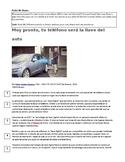 AP Spanish - La Ciencia y La Tecnología - Llave Digital -