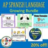 AP Spanish Language & Culture Growing Bundle