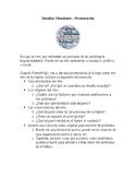 AP Spanish Language & Culture Project: Desafíos mundiales/global challenges