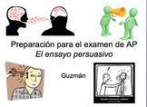 AP Spanish Language and Culture: Ensayo Persuasivo Present