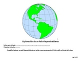 AP Spanish Language and Culture -- In-depth Country Study Project