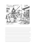 AP Spanish Lit-Don Quijote-Escenas para colorear-Free