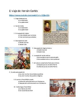 AP Spanish Lit-Practica auditiva-El viaje de Cortés