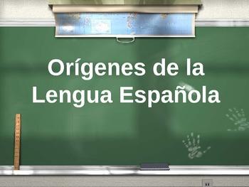AP Spanish Literature & Culture: Origins of Spanish Langua