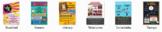 AP Spanish Literature & Culture Poster Bundle