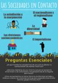 AP Spanish Literature & Culture Poster - Sociedades en Contacto