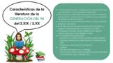 AP Spanish Literature Review - Unit 5