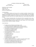 AP Spanish Literature Syllabus