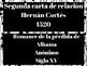 AP Spanish Literature Timeline--Obras: Sociedades en Contacto