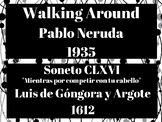 AP Spanish Literature Timeline--Obras:  Tiempo y Espacio