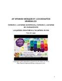 AP Spanish: Los desafíos mundiales (Webquest) (Distance Learning)